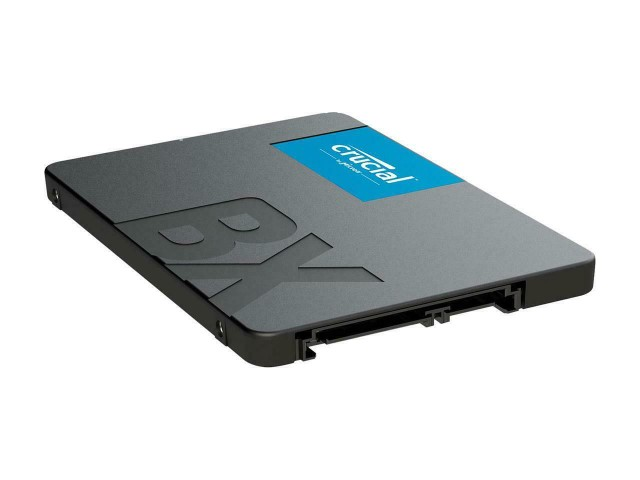 DISCO DURO ESTADO SOLIDO 480GB SATA CRUCIAL CT480BX500SSD1