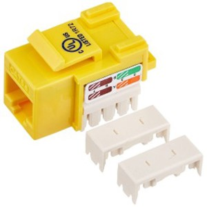 JACK CAT5e AMARILLO NEWLINK 3555015