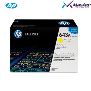 TONER HP 643A Q5952A YELLOW