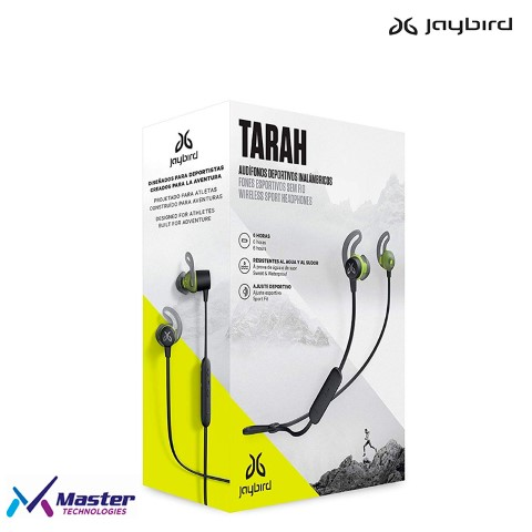 AUDIFONO BLUETOOTH JAYBIRD NEGRO 985-000709