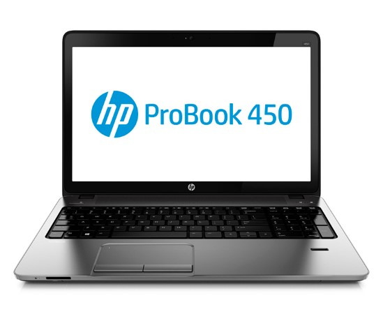 Notebook Hp Probook 450 G1 I3-4000M 2.4Ghz/4Gb/500Gb/15.6In Win7 F2P37Ut#Aba