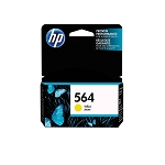 CARTUCHO HP 564 CB320WL AMARILLO