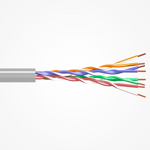 CABLE DE RED UTP CAT5E GRIS METROS NEXXT